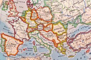 Week end en Europe