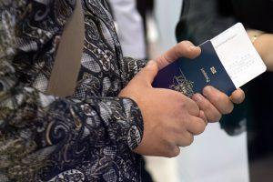 Perte de papiers d'identité