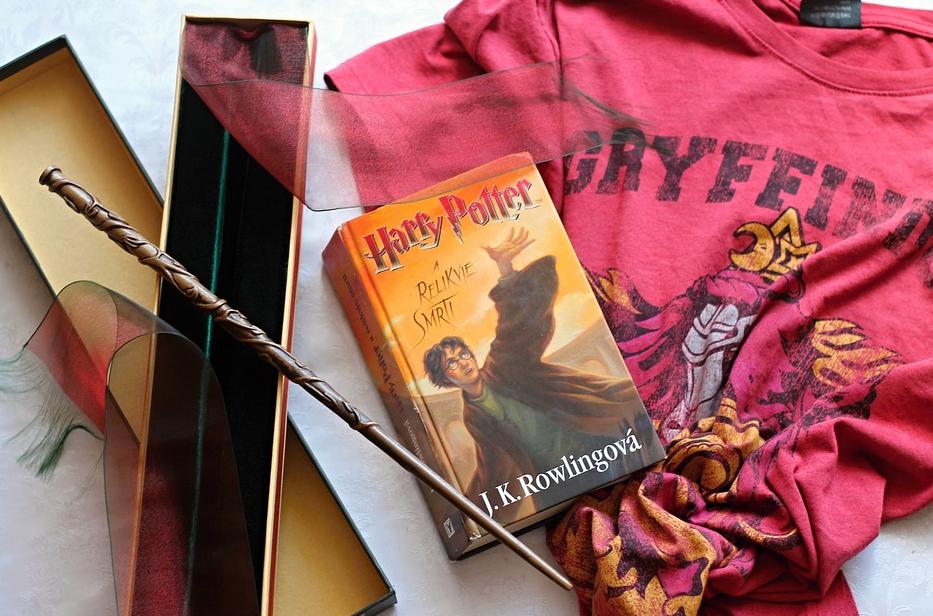 Comment fonctionne les baguettes magiques dans Harry Potter ?