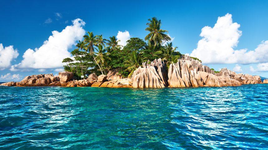 L'île de Mahé