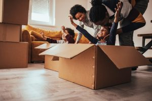 Emménagement : les choses à acheter neuves