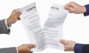 Tout savoir sur la rupture conventionnelle d'un contrat