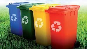 bac à recyclage