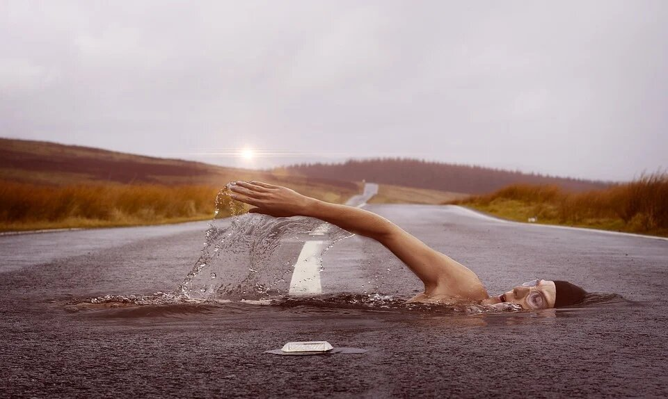 Comment nager plus vite et plus longtemps ?